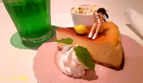 ぴなふぉあ 1号店 ケーキセット イングレス イージスノヴァ 東京