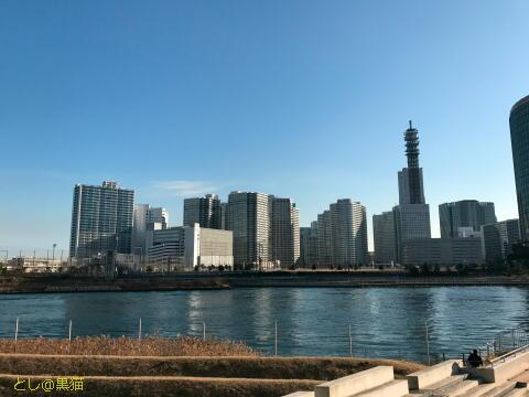 横浜新港地区から高島地区、みなとみらいへ