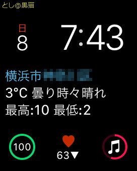 Apple Watch 2 スバラシス! 買って損なし!