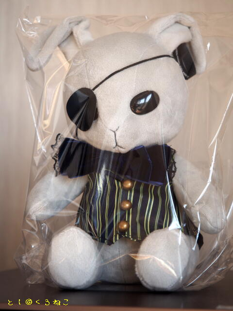 「黒執事」10周年記念 ファントム社ビターラビット